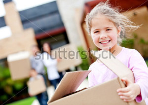 stock-photo-girl-moving-house-with-his-family-and-carrying-boxes-98268833